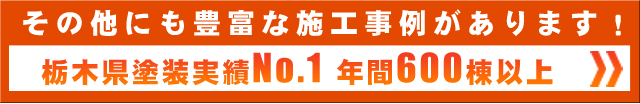 Rコーポレーション施工事例を見る 栃木県宇都宮で豊富な実積 no.1の実績600棟以上 外壁塗装を宇都宮でするならRコーポレーション